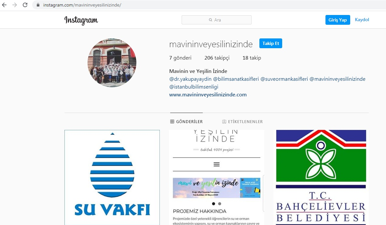 Instagram Sayfa